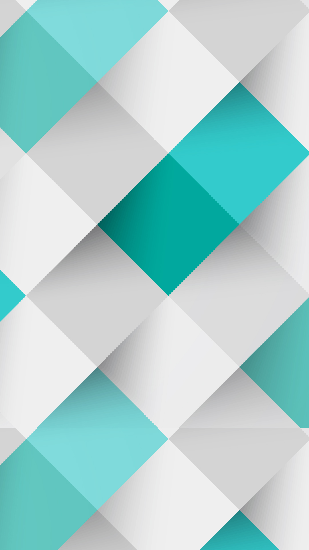 3D Tiles Phone Wallpaper