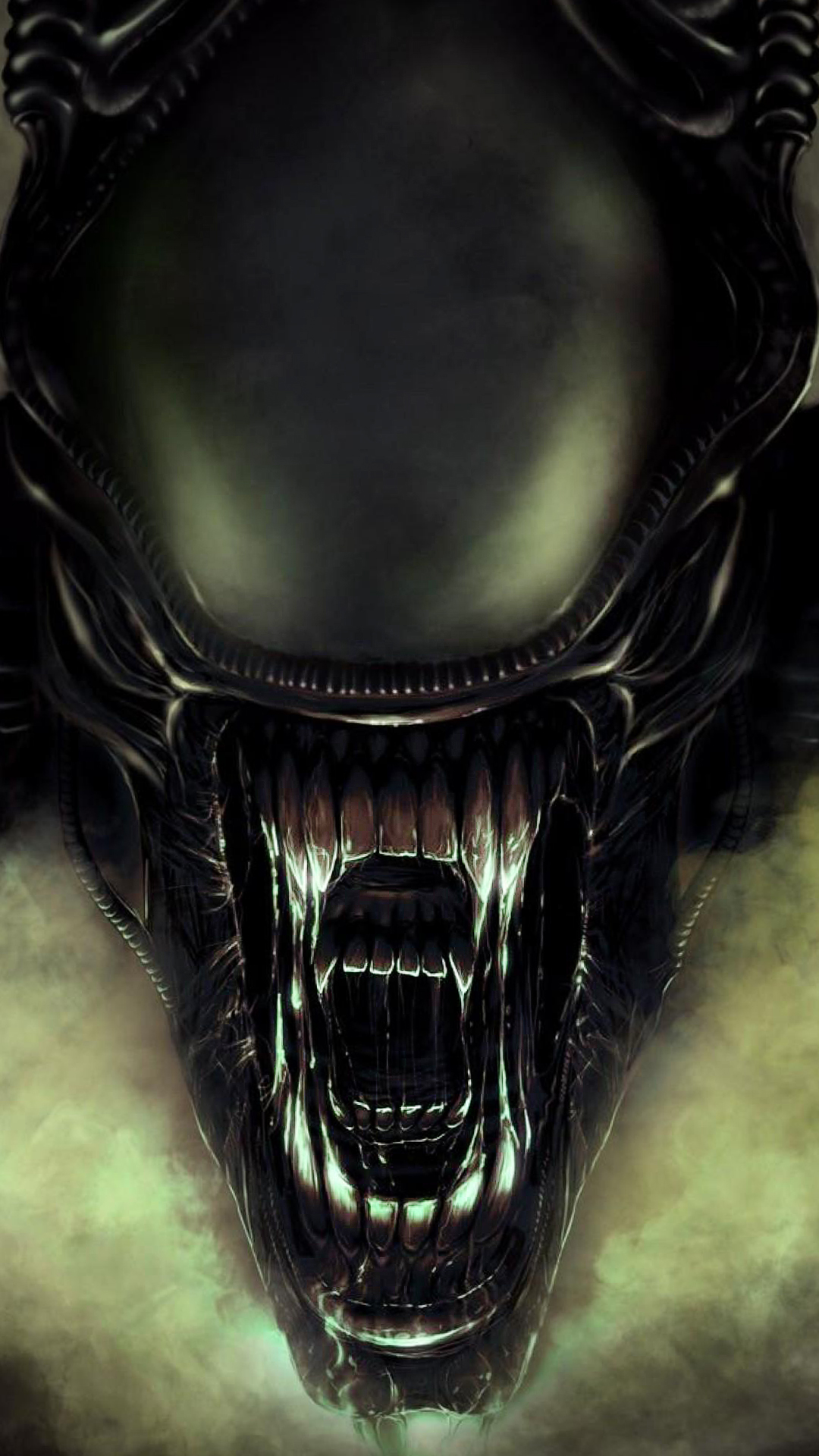 free hd aliens phone wallpaper 6654