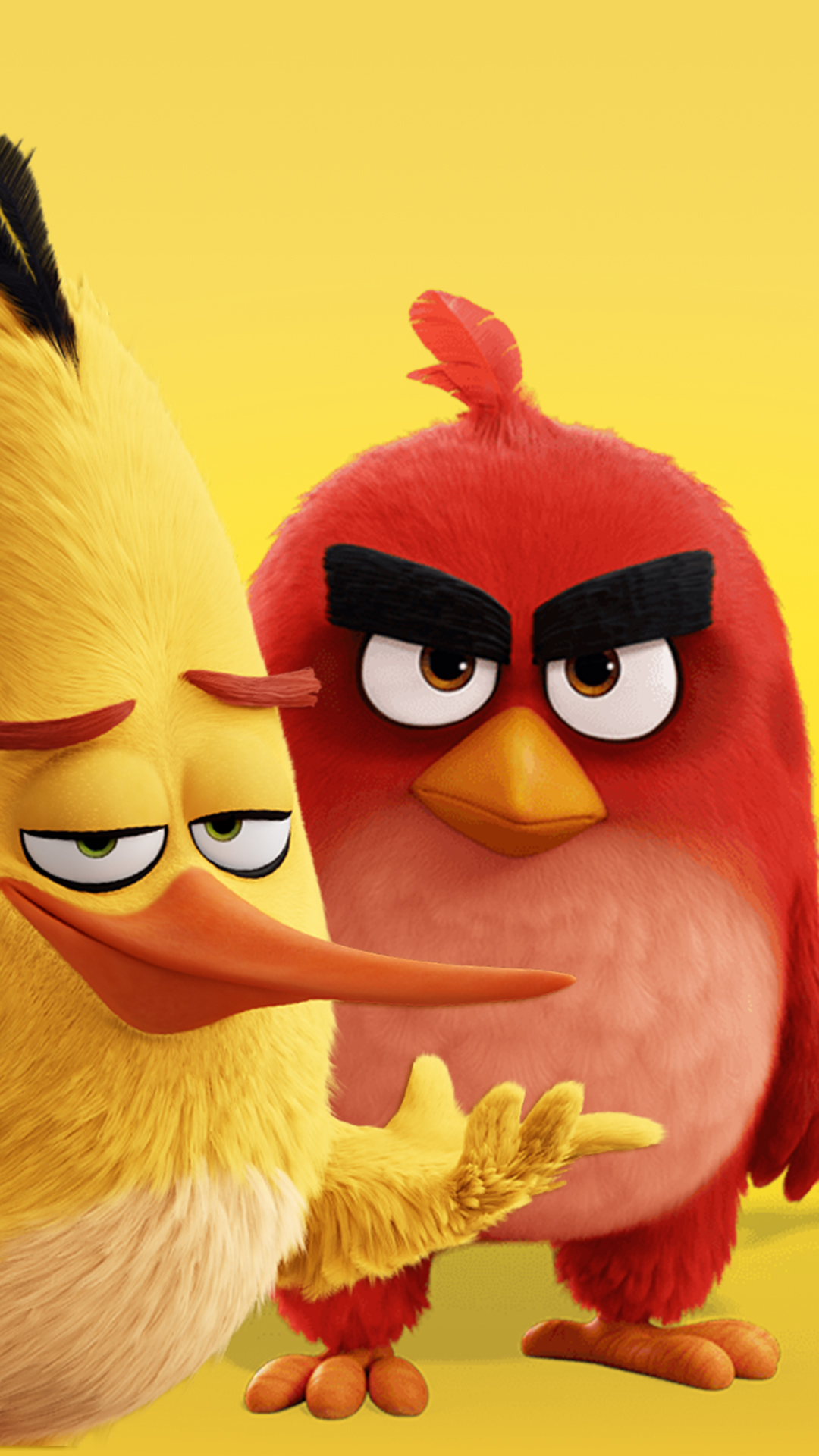 Angry Birds Phone Wallpaper