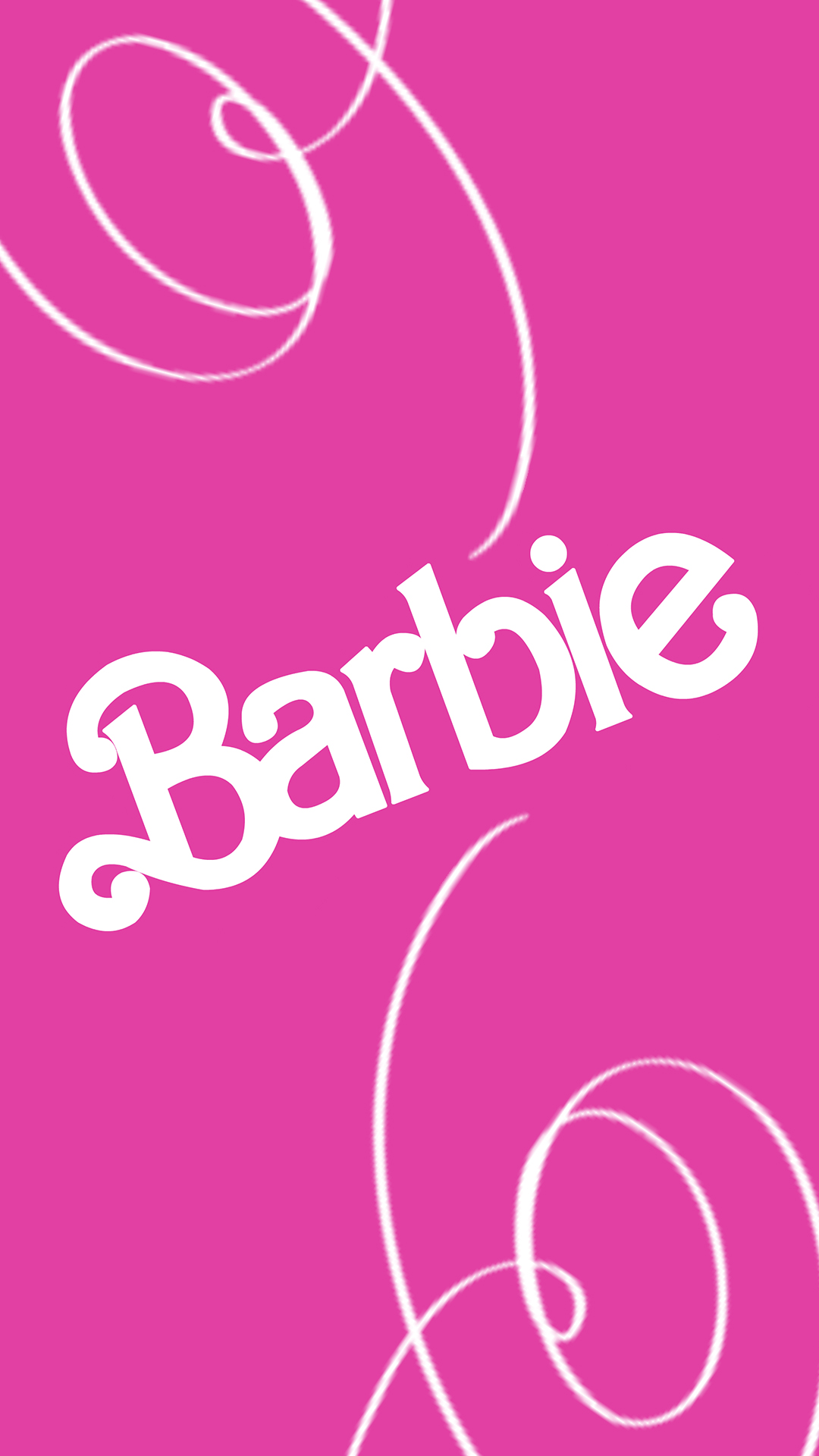 Barbie Logo Wallpaper .