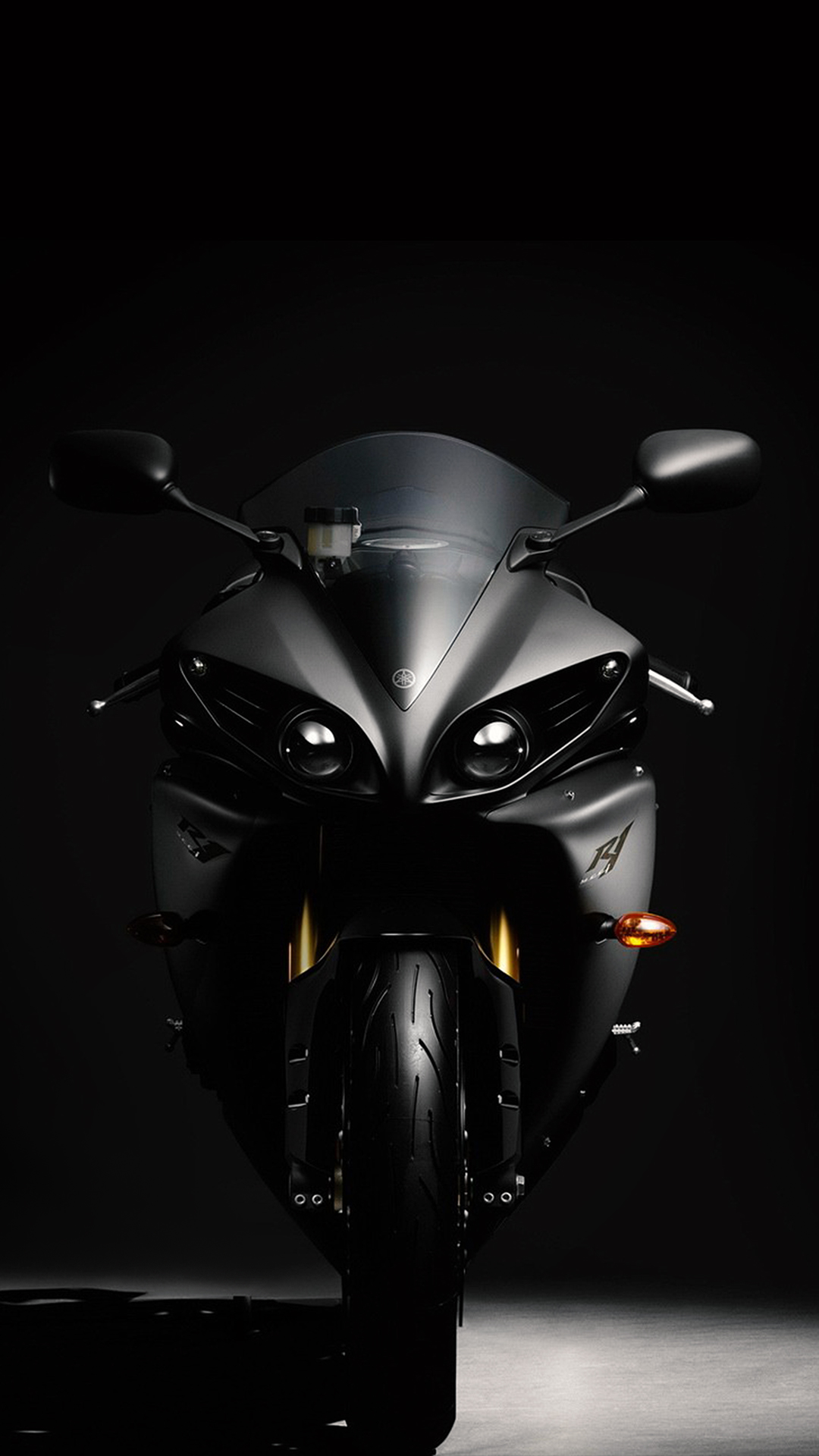 free hd black r1 phone wallpaper5784