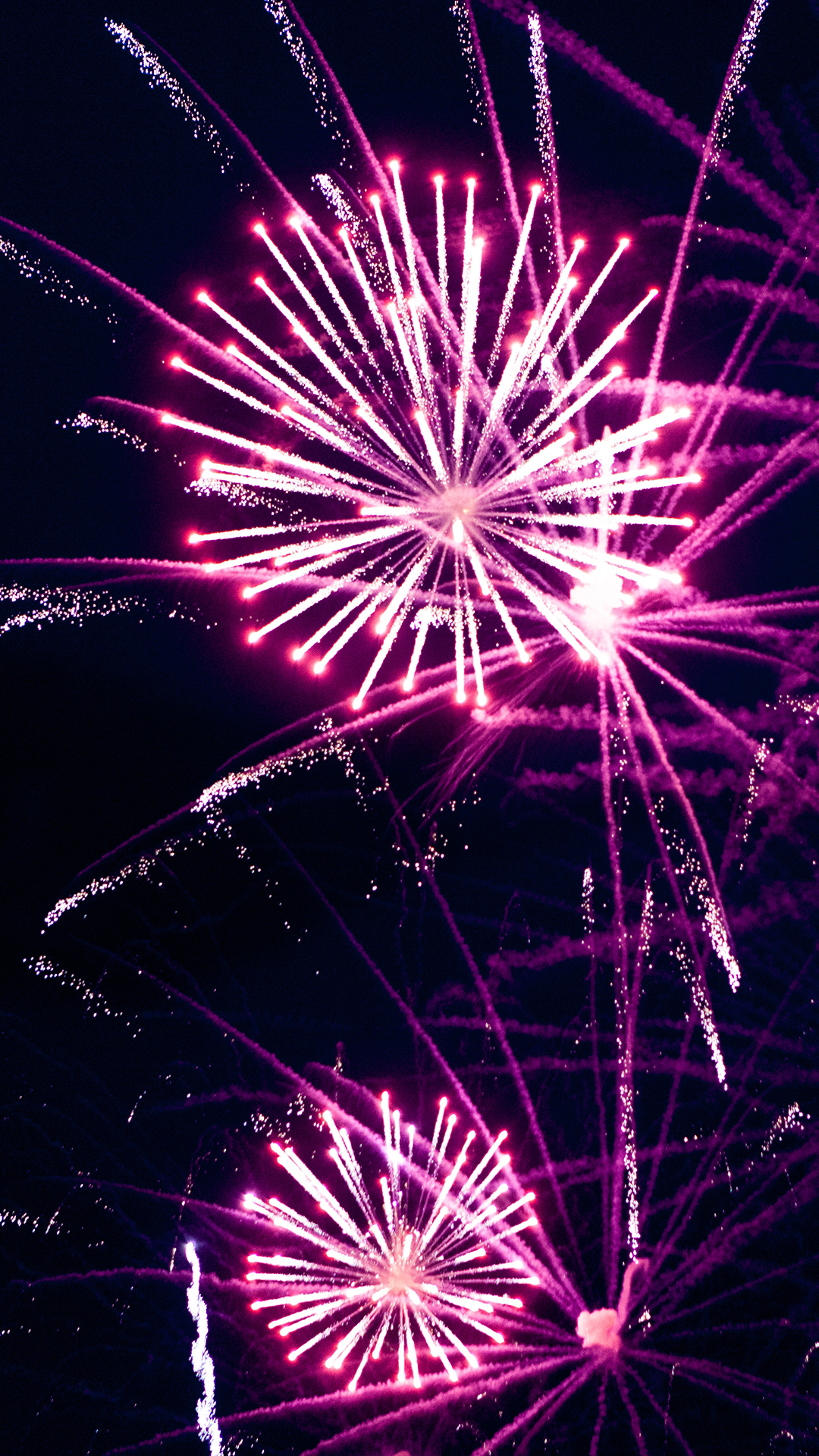 free hd fireworks phone wallpaper2247