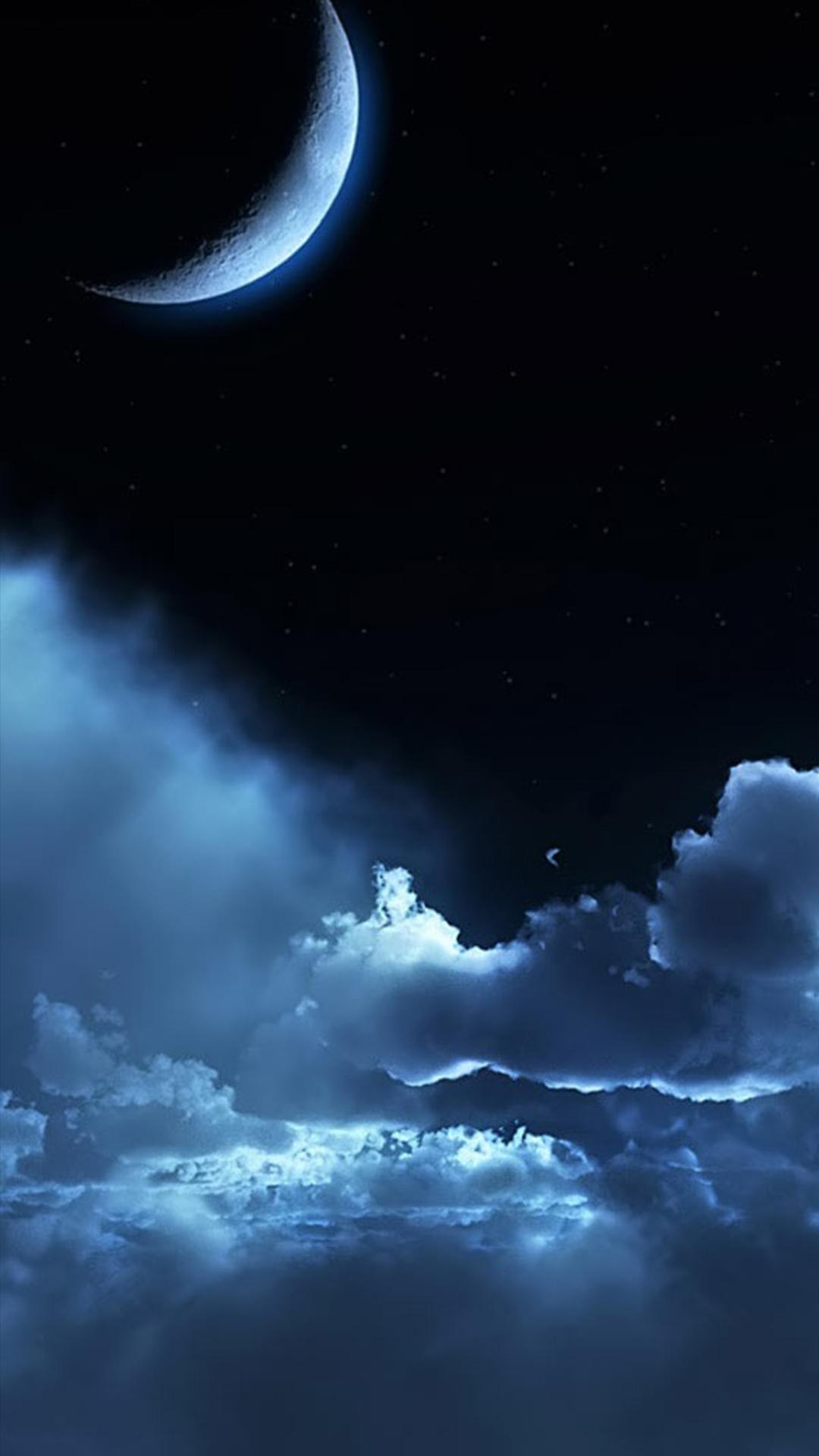 night sky phone