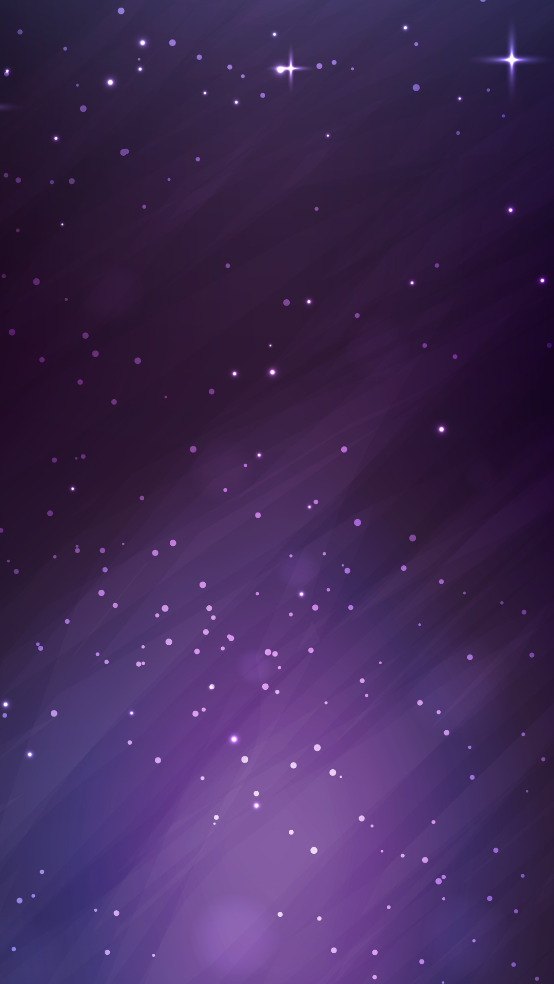 Download Purple Space Phone Wallpaper