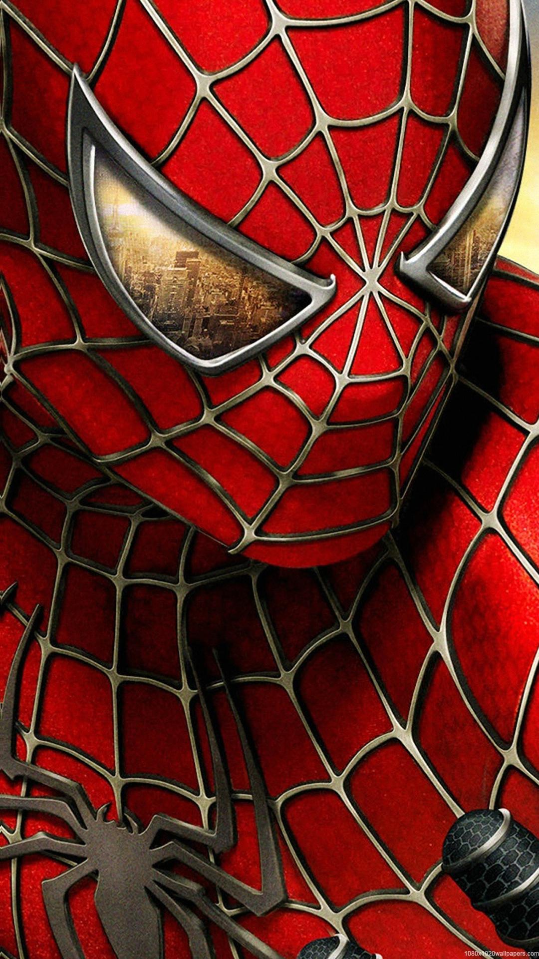 Download Spiderman Phone Wallpaper