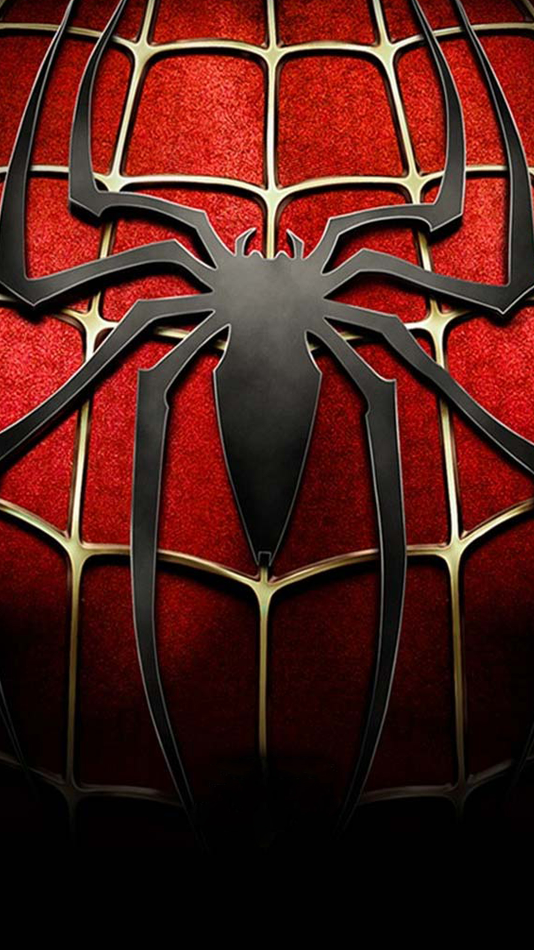 Download Spiderman Suit Phone Wallpaper