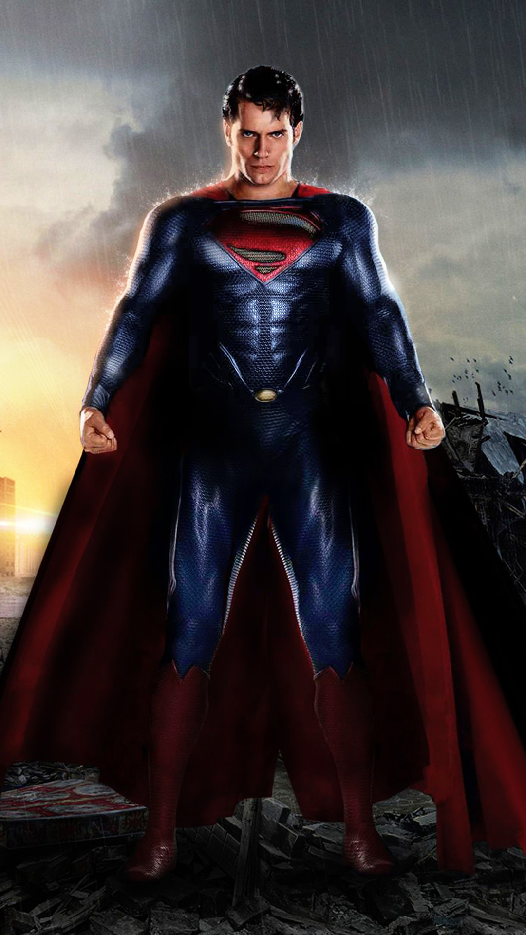 free hd superman phone wallpaper 4468