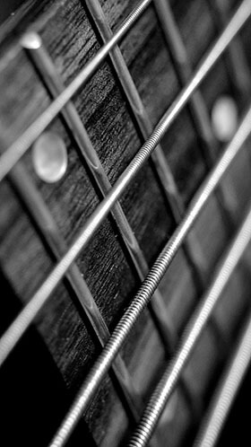 Guitar Chords Phone Wallpaper