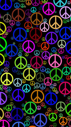 Peace Phone Wallpaper